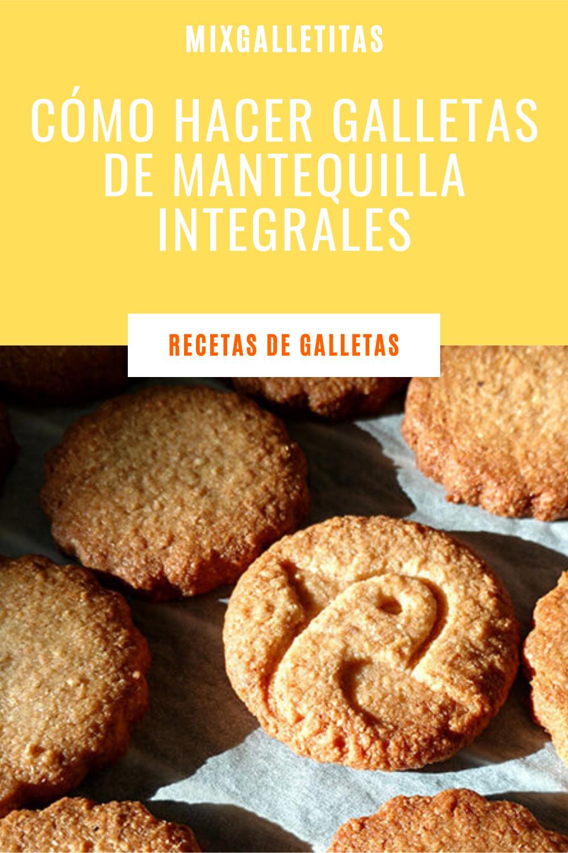 Cómo Hacer Galletas De Mantequilla Integrales Galletas De Mantequilla De Maní Como Hacer Galletas De Mantequilla Como Hacer Galletas