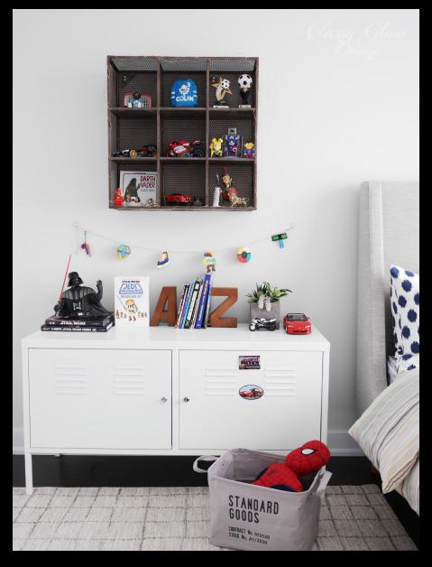 Delicieux Big Boy Room Reveal | Boyu0027s Room | Kidu0027s Room | IKEA PS Cabinet And CB2