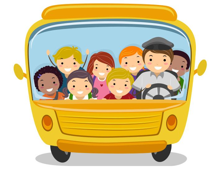 Wheels On The Bus Kids Environment Kids Health National