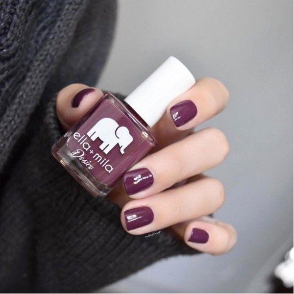 ella+mila Desire Collection Nail Polish - La Vie En Rose #nail ...