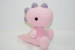 Bookmark little bow by SuniMam on DeviantArt #crochetdinosaurpatterns