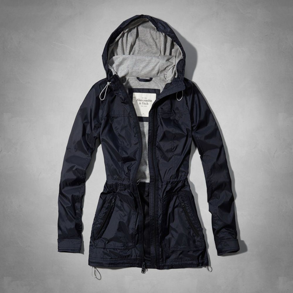Abercrombie & Fitch By Hollister New Womens Navy Beth