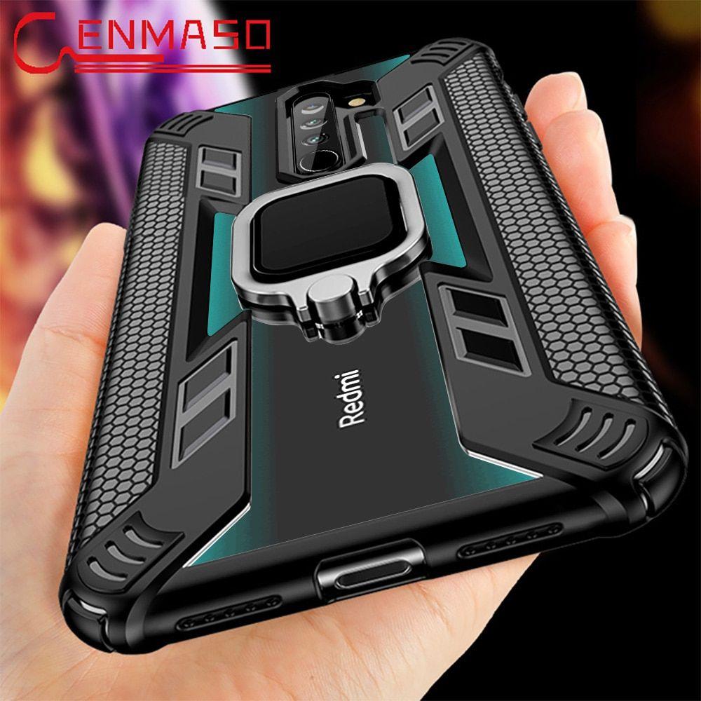 For Redmi Note 8 Pro Case For Xiaomi Redmi Note 7 8t K20 K30 Magnetic Car Holder Case For Xiaomi Mi Magnetic Car Holder Car Holder Phone Case Cover