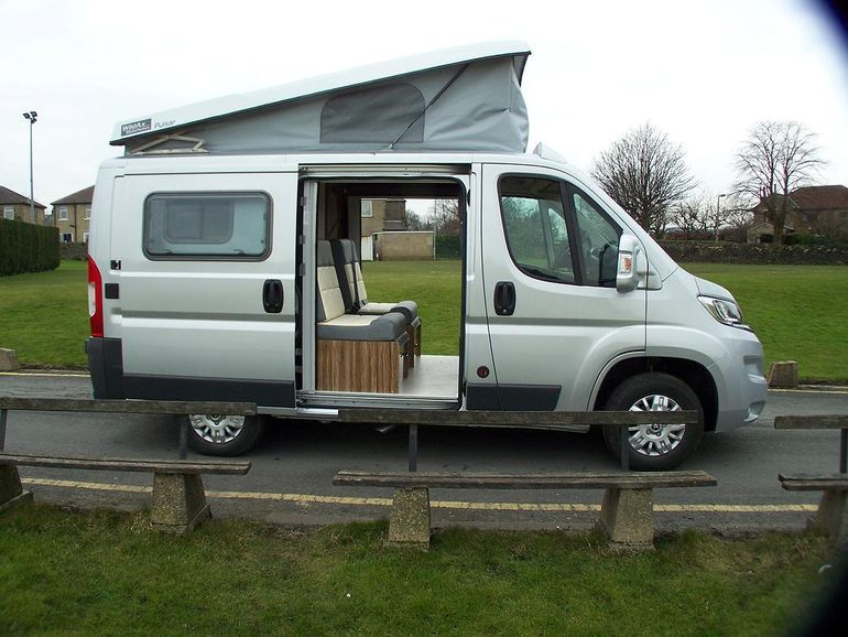 Wildax Motorhomes Lets You Have Your Camper And Van Too Motorhome Camper Vans