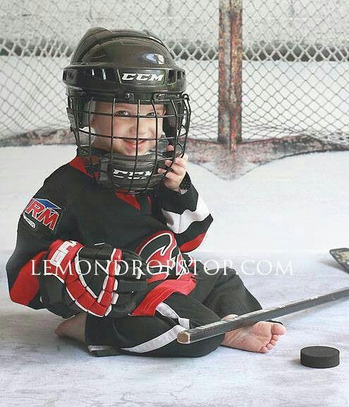 Hockey baby by lemondrop