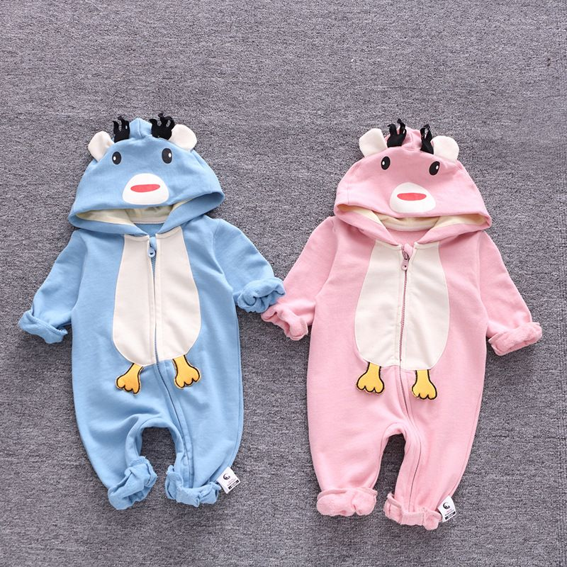 16f9c0c388be Like and Share if you want this Winter Warm Baby Hoodie Rompers With ...