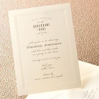All Good Things Bridal Shower Invitation Hallmark Wedding Invitations Wedding Invitation Design Wedding Invitations