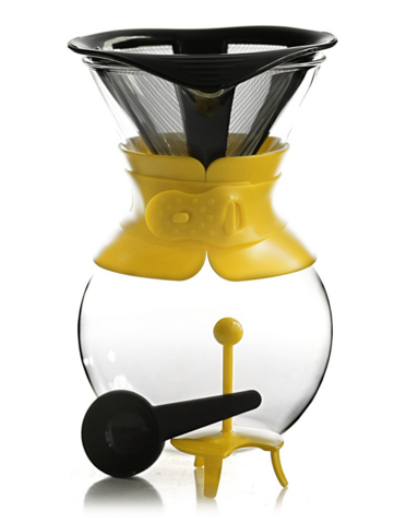 8 Yellow Coffee Makers to Bring Sunshine to Your Days