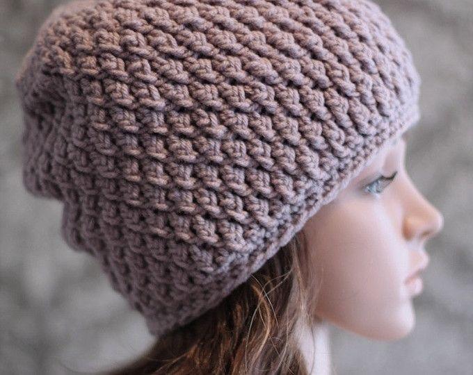 INSTANT DOWNLOAD Turban Style - Rhinestone Beanie - Crochet Pattern ...