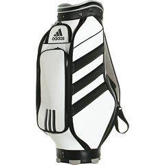 Adidas Tour Staff Bag, White/Black