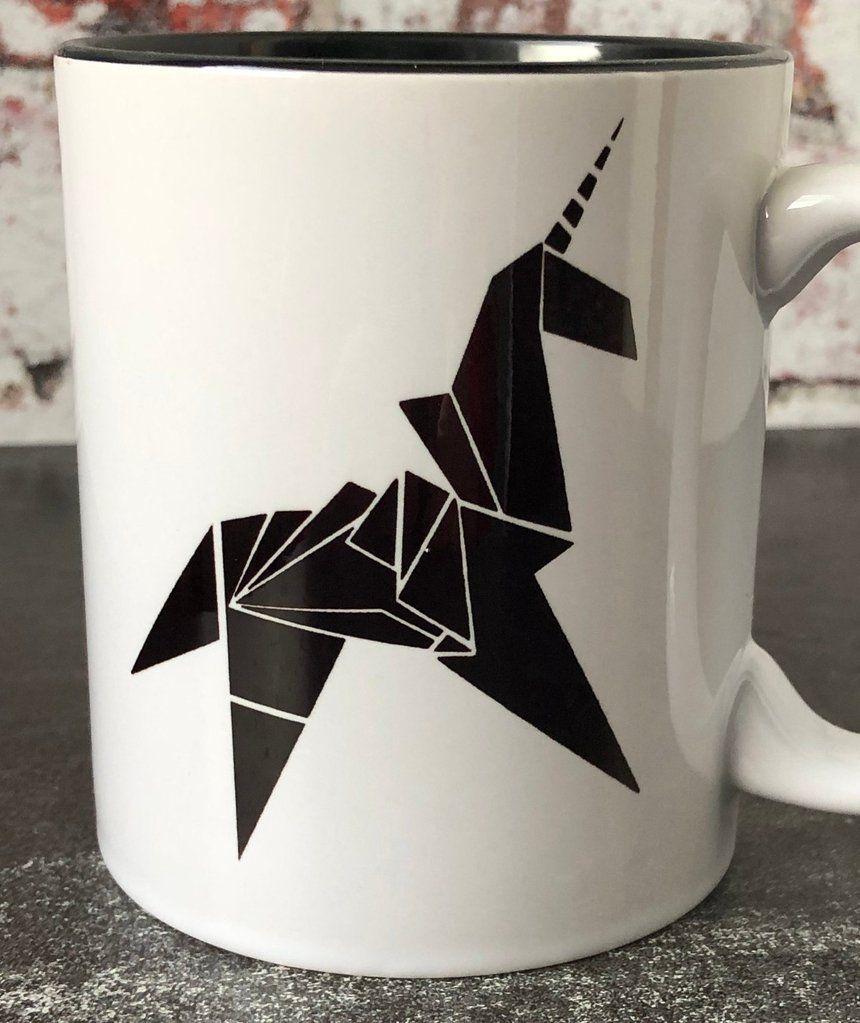 Photo of Blade Runner Unicorn Origami Movie Mug