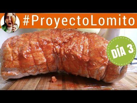 Cómo Hacer Lomo De Cerdo Curado Fiambre Casero Día 3 Proyecto Lomito Paulina Cocina Youtube Lomo De Cerdo Comida Sencilla Recetas Recetas De Comida