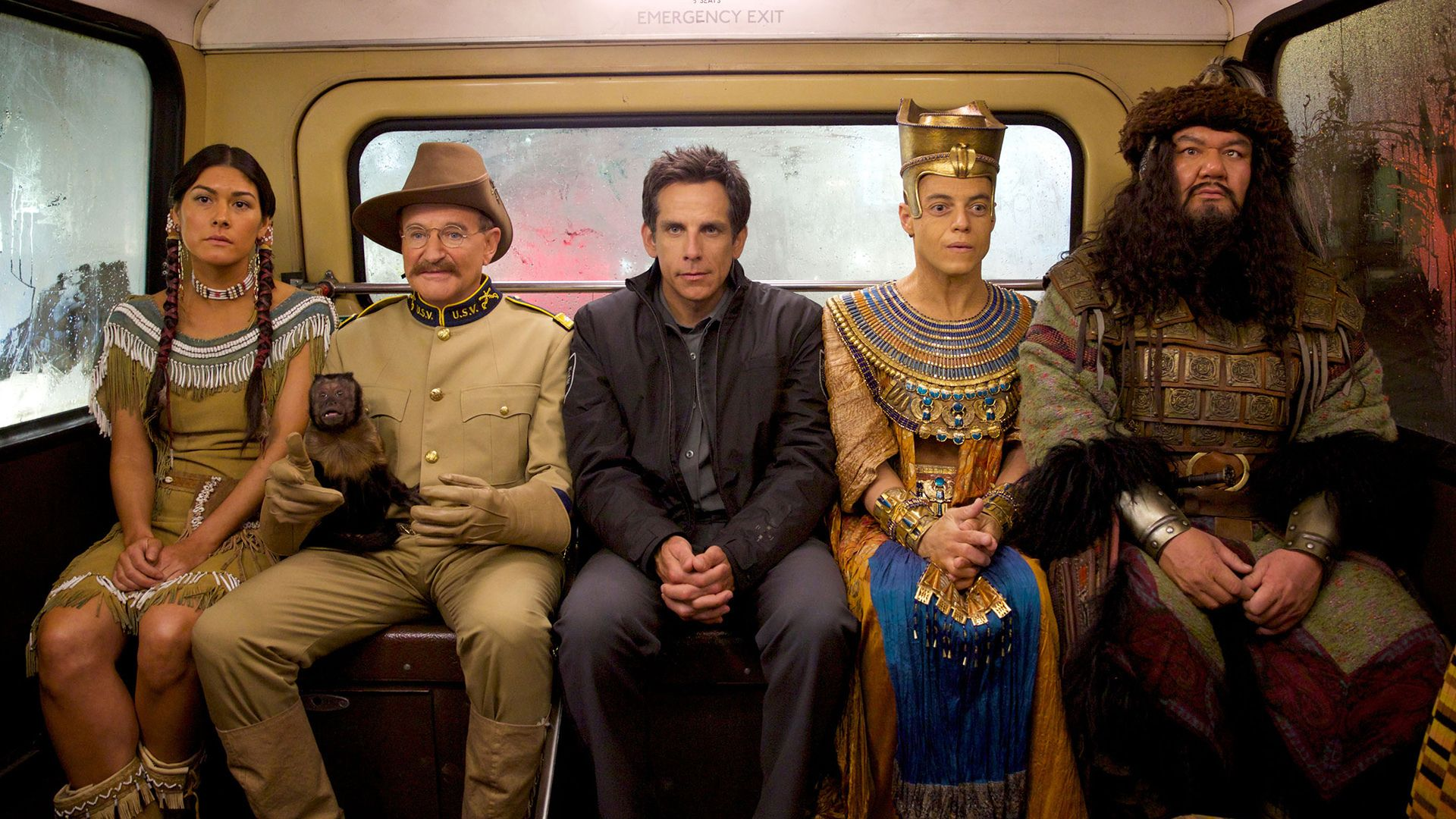Watch Night at the Museum: Secret of the Tomb Full-Movie Streaming