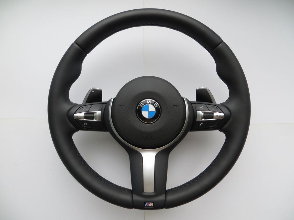 bmw steering wheel lenkrad paddles airbag leather m tech m. Black Bedroom Furniture Sets. Home Design Ideas