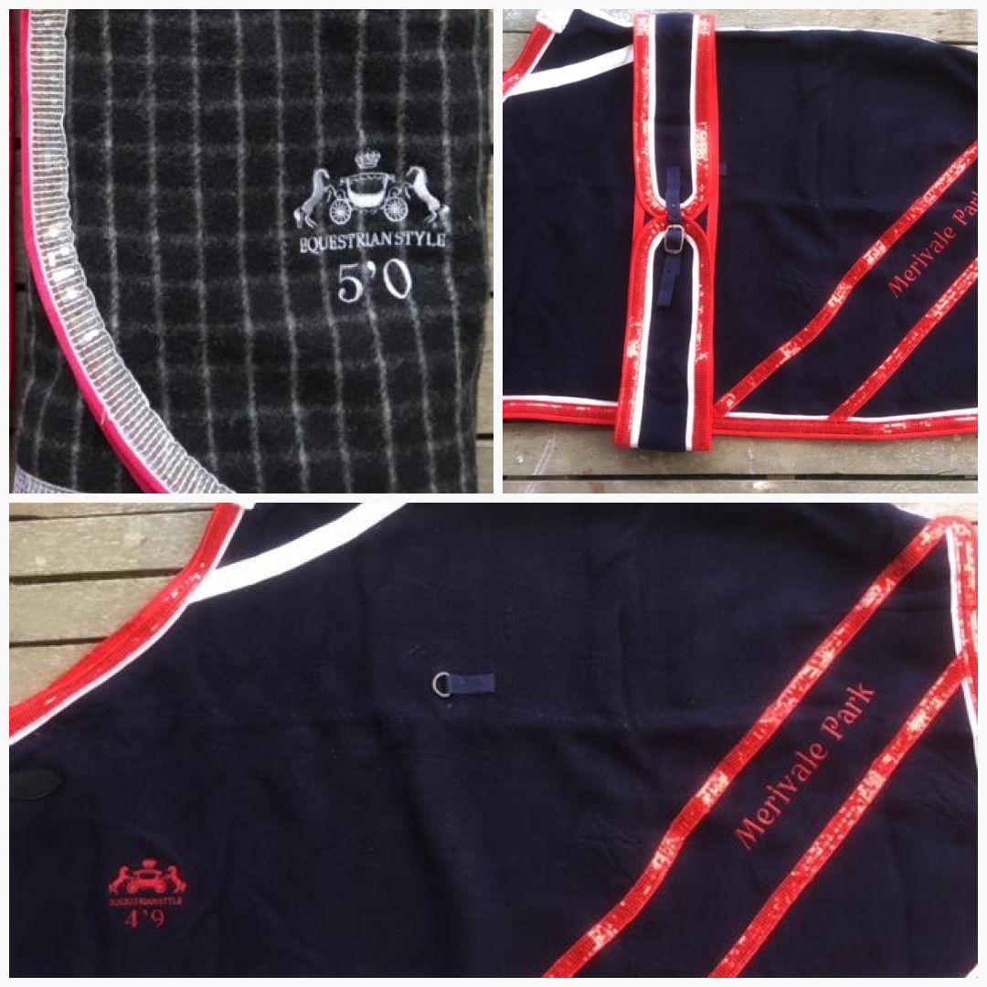 Custom Kersey Wool Rug Shirts Wool Rug Equestrian Style Wool