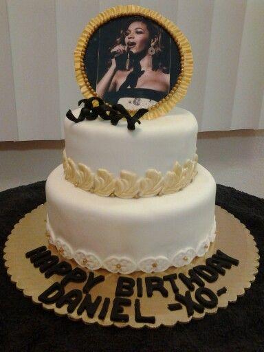 Cool Beyonce Birthday Cake Beyonce Birthday Beyonce Party Personalised Birthday Cards Veneteletsinfo