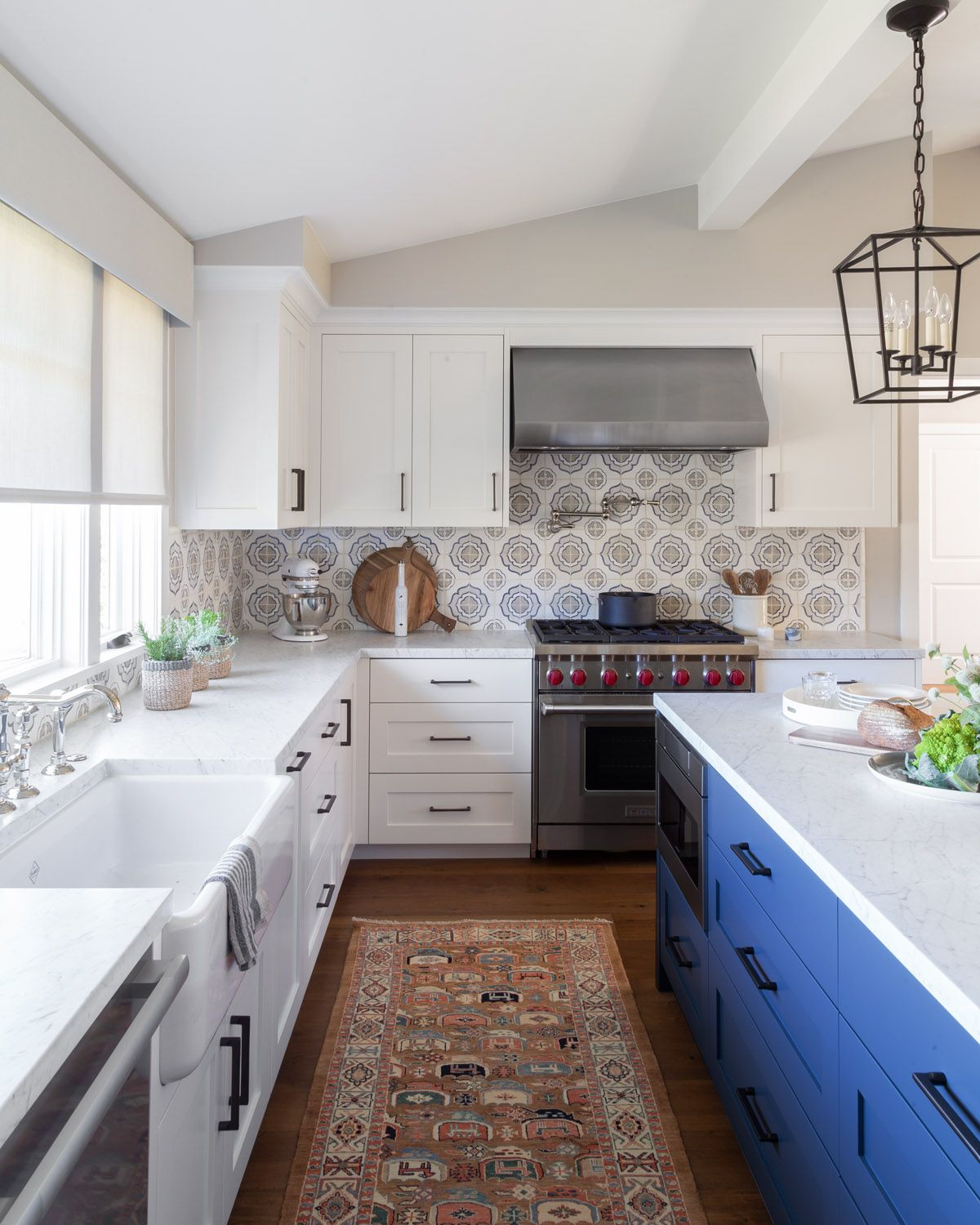 A Contemporary Kitchen with Old-World Charm | Rue | Kitchen ...