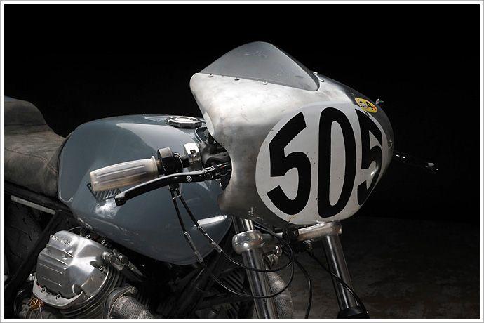 '78 Moto Guzzi Le Mans I - RevivalCycles - Pipeburn - Purveyors of Classic Motorcycles, Cafe Racers & Custom motorbikes