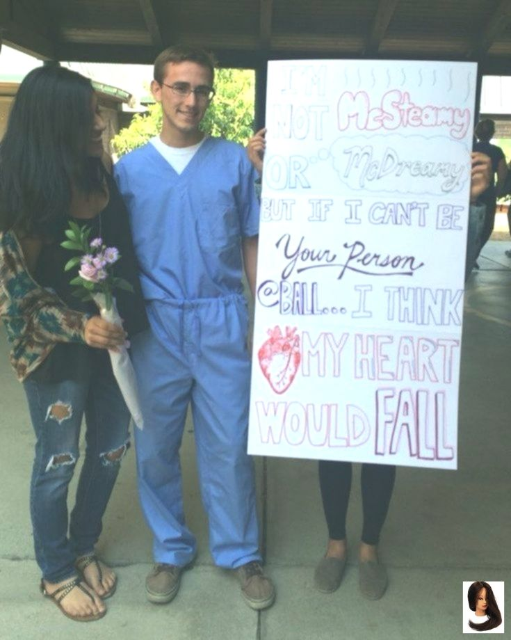 #Anatomy #BALL #classof2018 #Greys #hoco #Hoco Proposals Ideas greys ana #hocoproposals