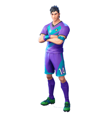 Stalwart Sweeper Fortnite Skin Customizable Soccer Costume Stalwart Fortnite Cool Backgrounds