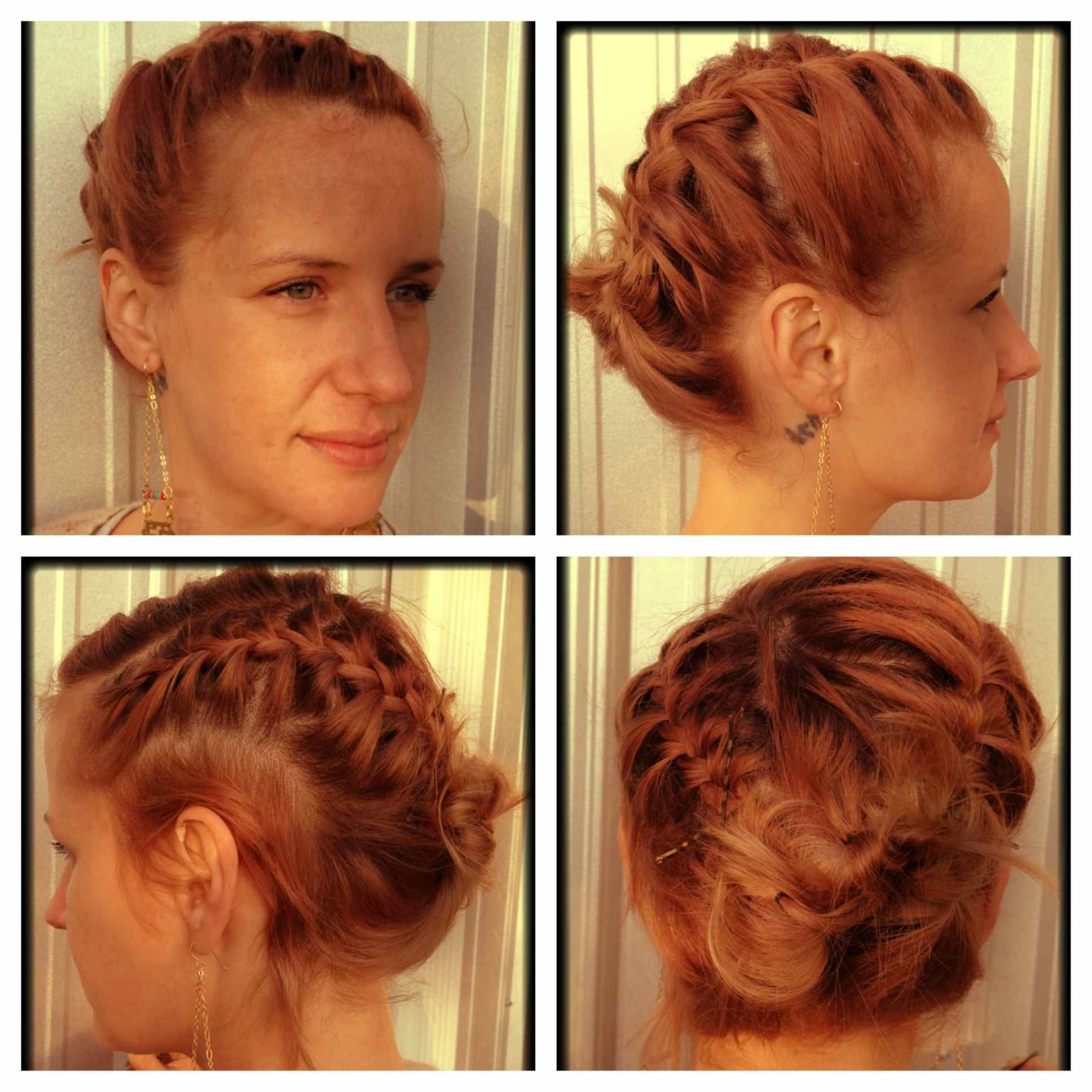 Cool braided up do for short hair for more inspired diy hair www cool braided up do for short hair for more inspired diy hair www solutioingenieria Gallery