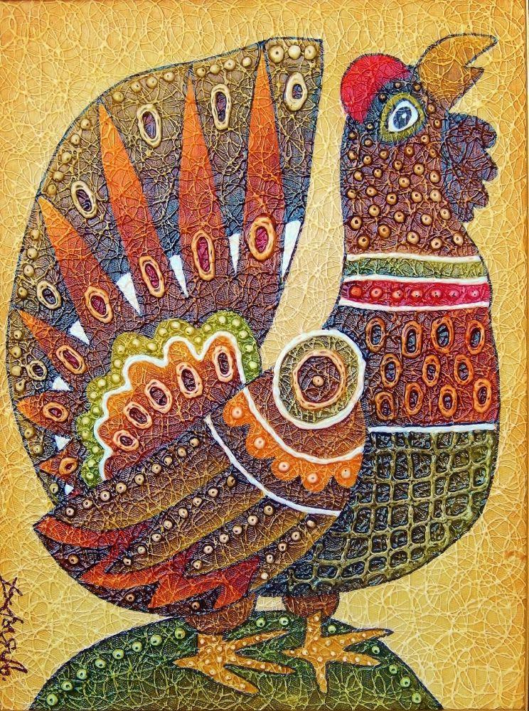 соль картинки декоративно прикладное искусство птицы помощью