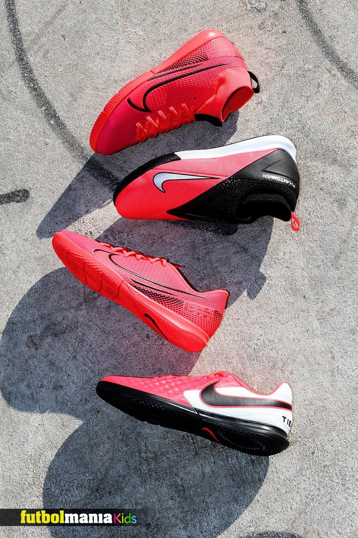 Nike fútbol sala en 2020 | Botas de futbol sala, Zapatos de ...