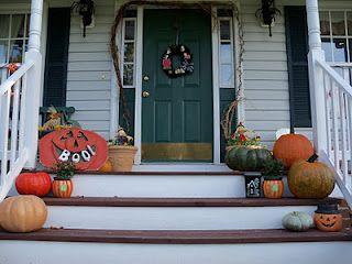 Chic Crafty Chick: Halloween Decorations