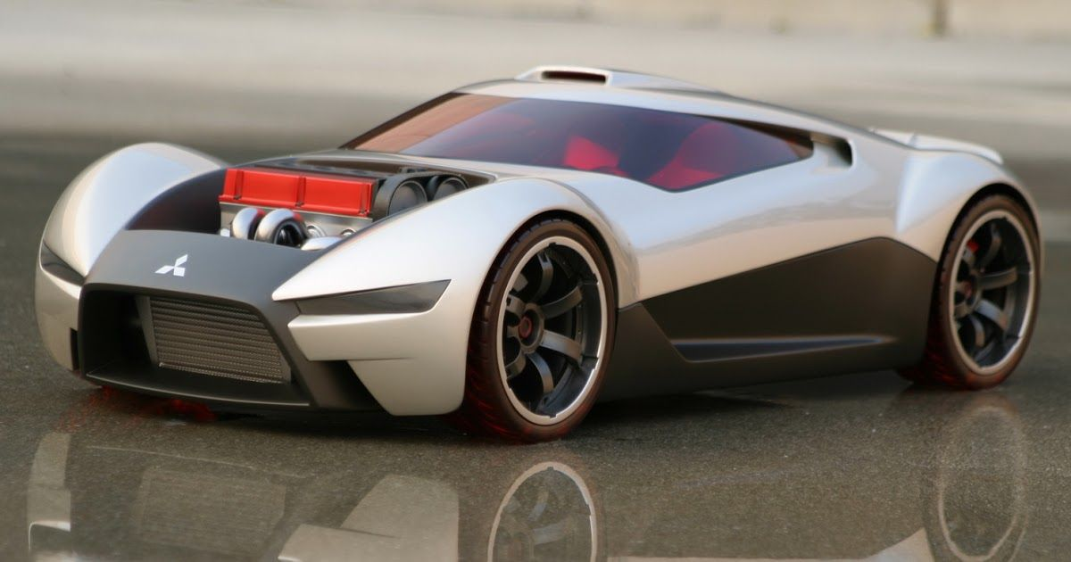 Auto Channel: Mitsubishi Double Shotz Hot Wheels Concept