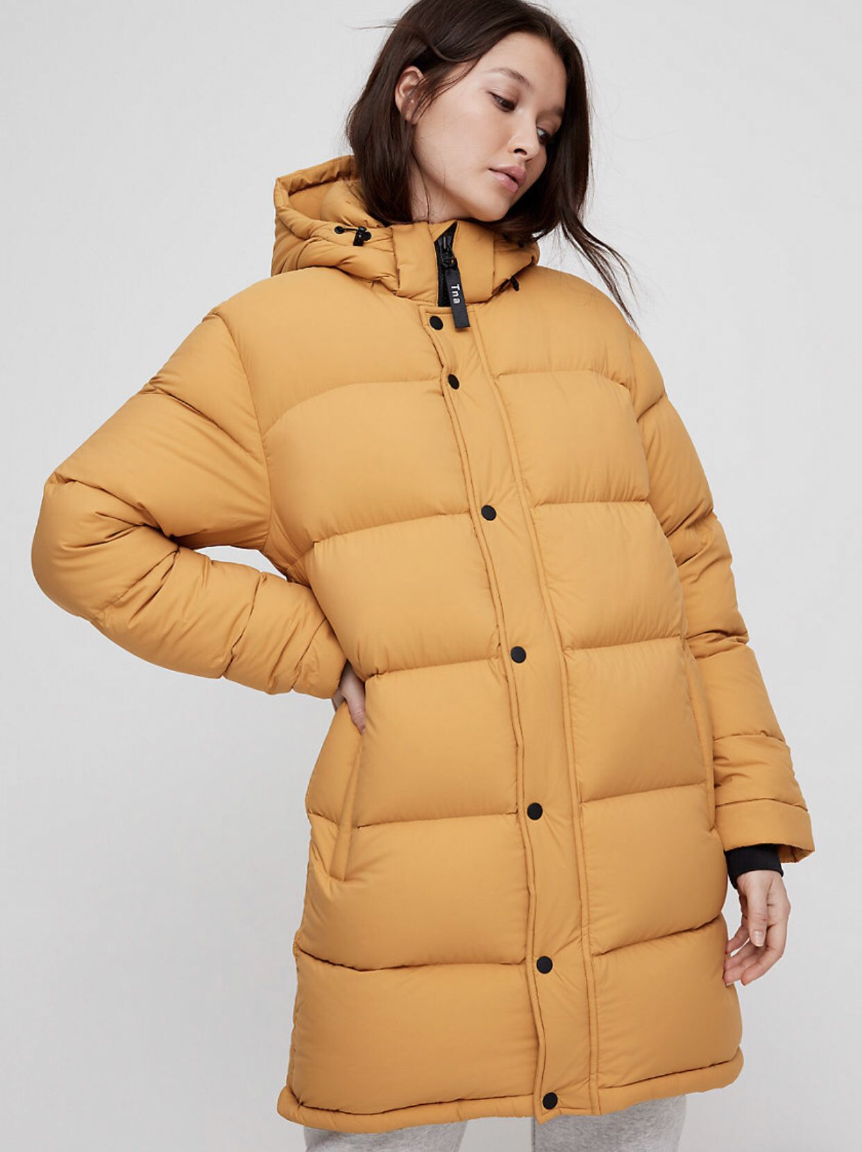 c67ffa729 The super puff mid in 2019 | Sarah's Style | Winter jackets, Puffer ...