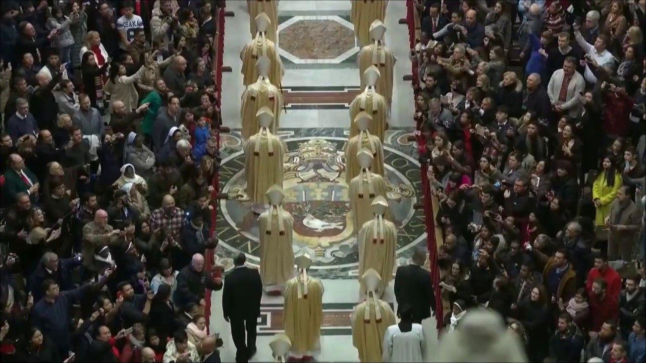 Gloria in excelsis Deo (A Betlemme di Giudea) - Basílica de S. Pedro 2016 | Holiday, Christmas ...