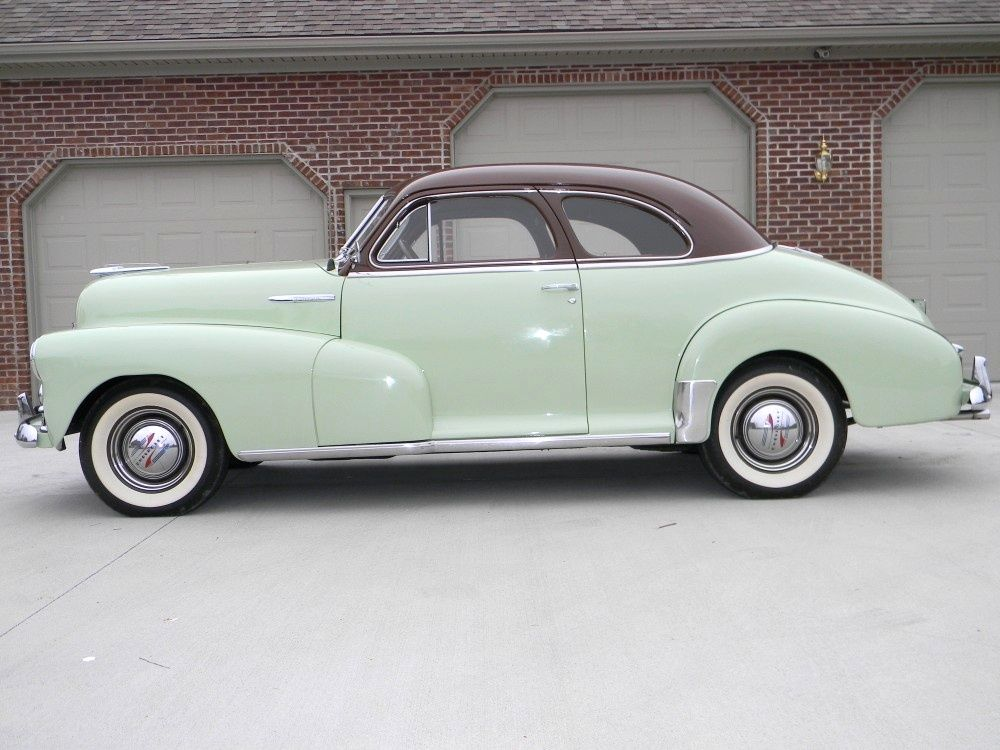 1948 Chevrolet Fleetmaster Club Coupe | Classic Speed