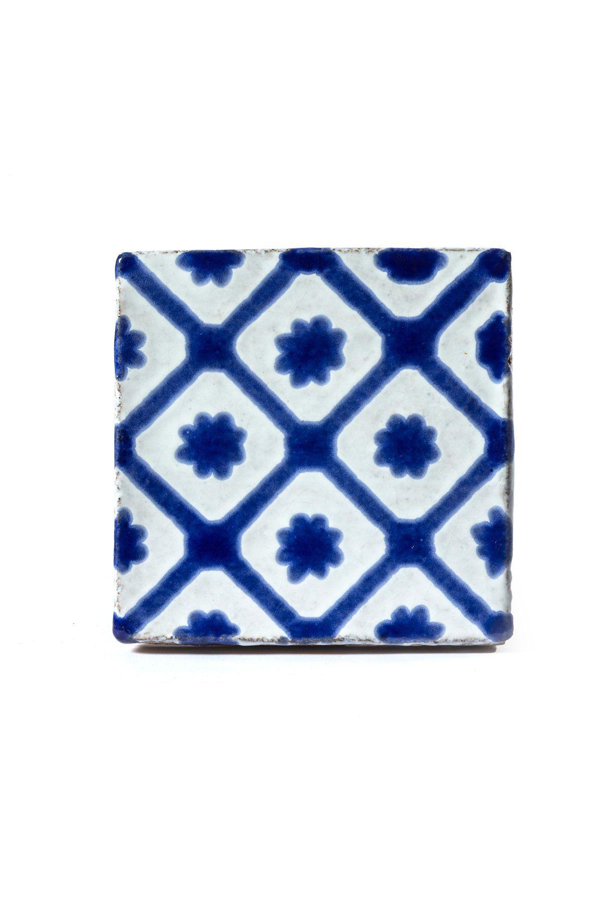 Hand glazed ceramic tile 10x10 hand glazed ceramic tile the handicraft company pecchioli ceramics firenze born in the late nineteenth century is located in borgo san lorenzo close to dailygadgetfo Choice Image
