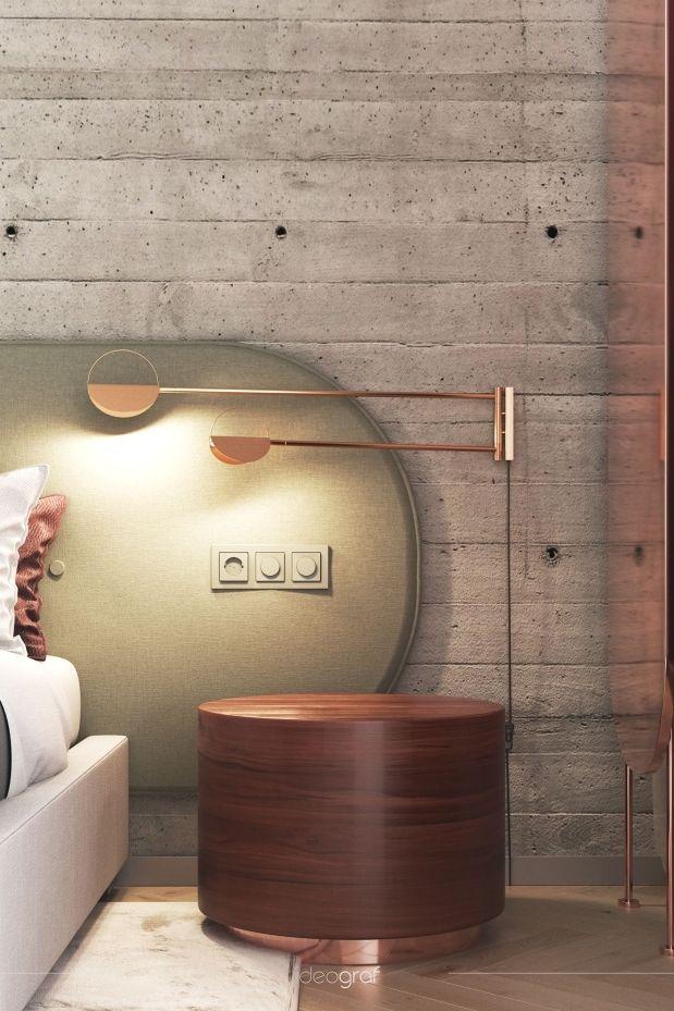 Hotel Room Furniture: #Hotel #Room, Wolski Hotel Room, Krakow, Poland On Behance