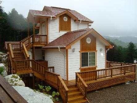 Rusticas de for Cabanas madera baratas