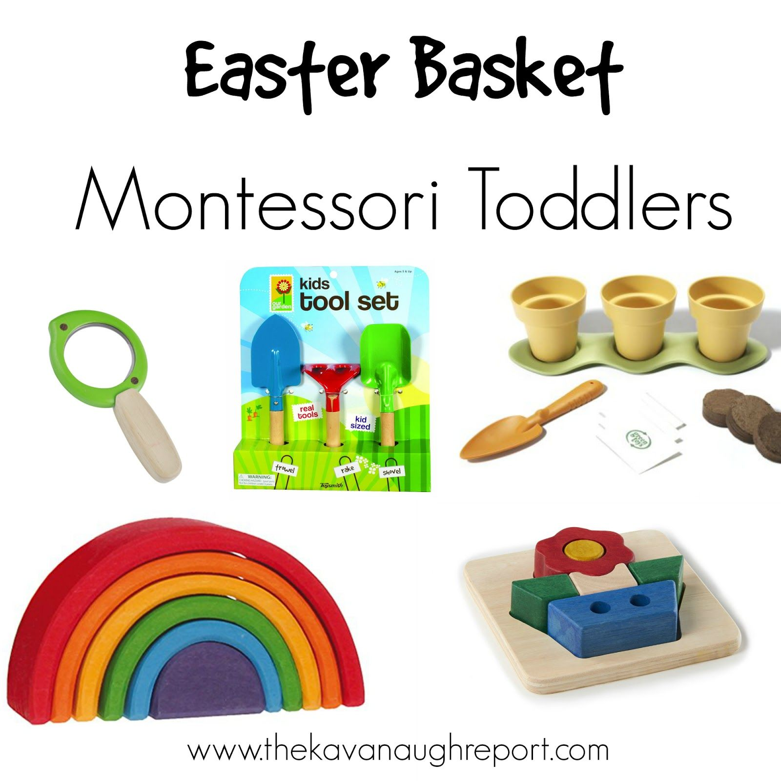 Easter baskets for montessori babies toddlers and preschoolers easter baskets for montessori babies toddlers and preschoolers negle Choice Image