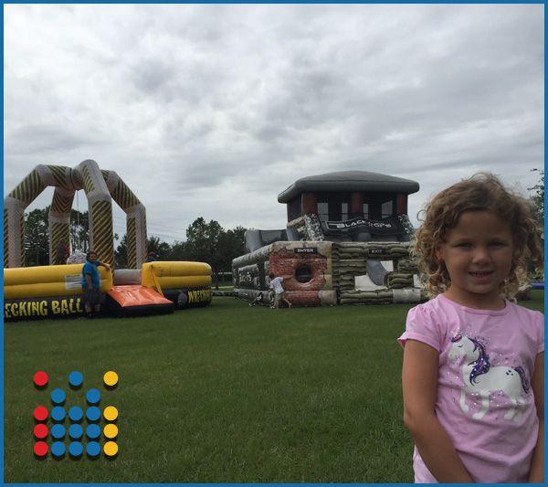 Sarasota & Bradenton Inflatable Rentals