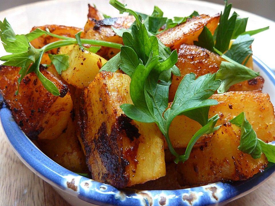Kartoffel - Wedges, selbst gemacht von mezzo | Chefkoch