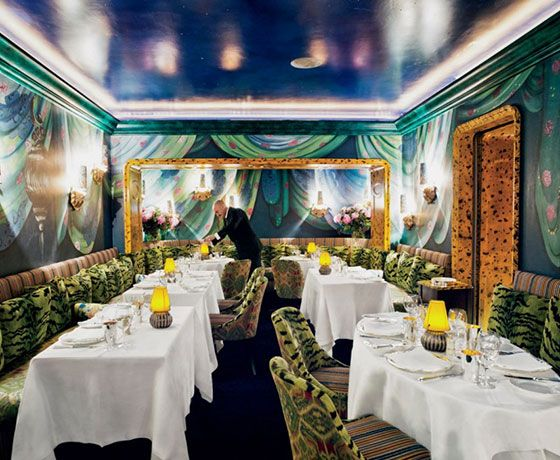 Loulou S Club Lindon London Nightlife Restaurants Speakeasy Bar Private