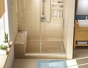 Replace Tub With Shower | Replace Bathtub With Walk In Shower | Home Design  Ideas