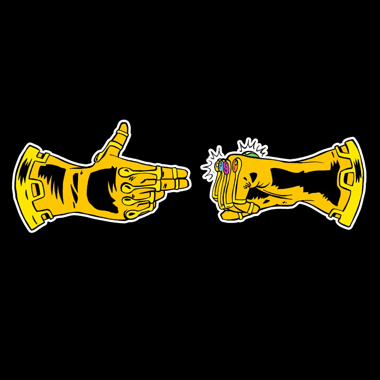 Run The Jewels Thanos Style With Images Run The Jewels