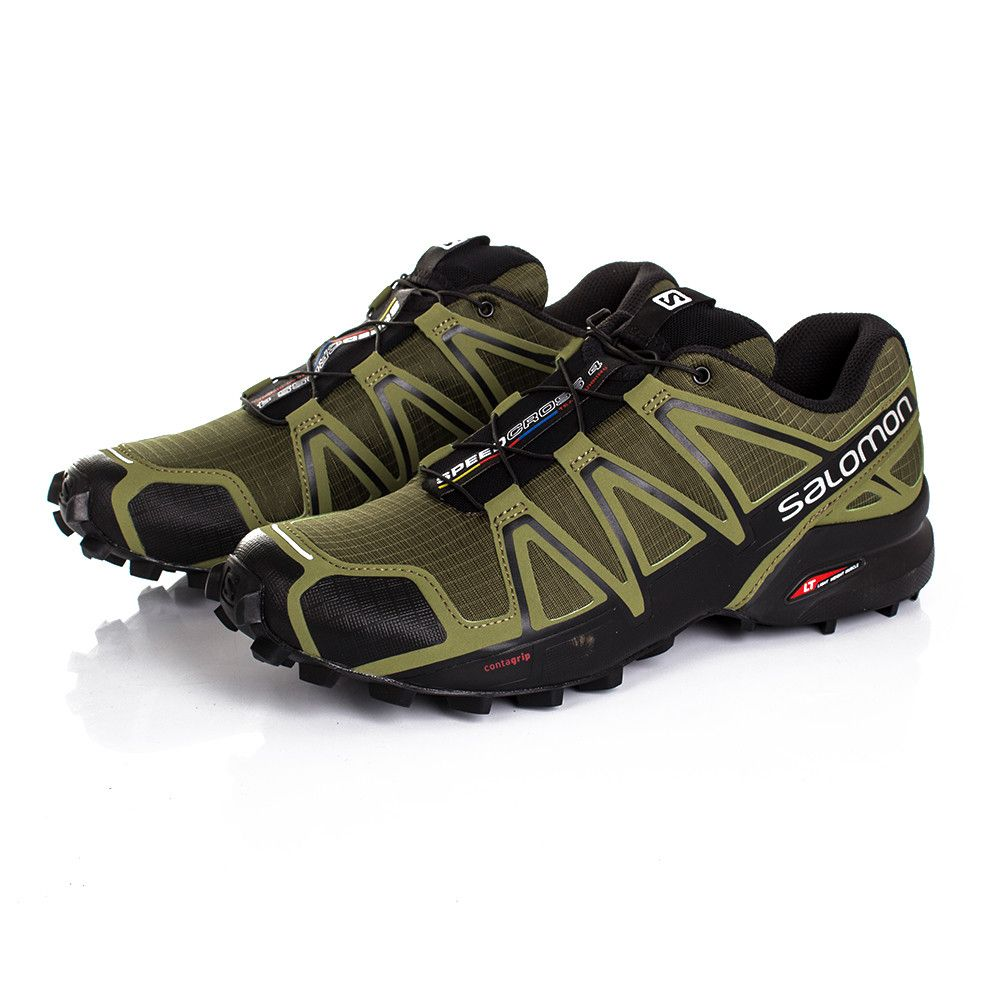Salomon Speedcross 4 Trail Running Shoe - 50% Off
