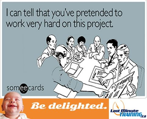 Meme Hard Work Pretend Funny Project Management Office Employees Work Workplace Humour Work Hard Funny Workplace