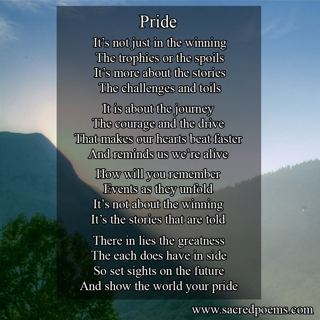 from Leonidas poems on gay pride