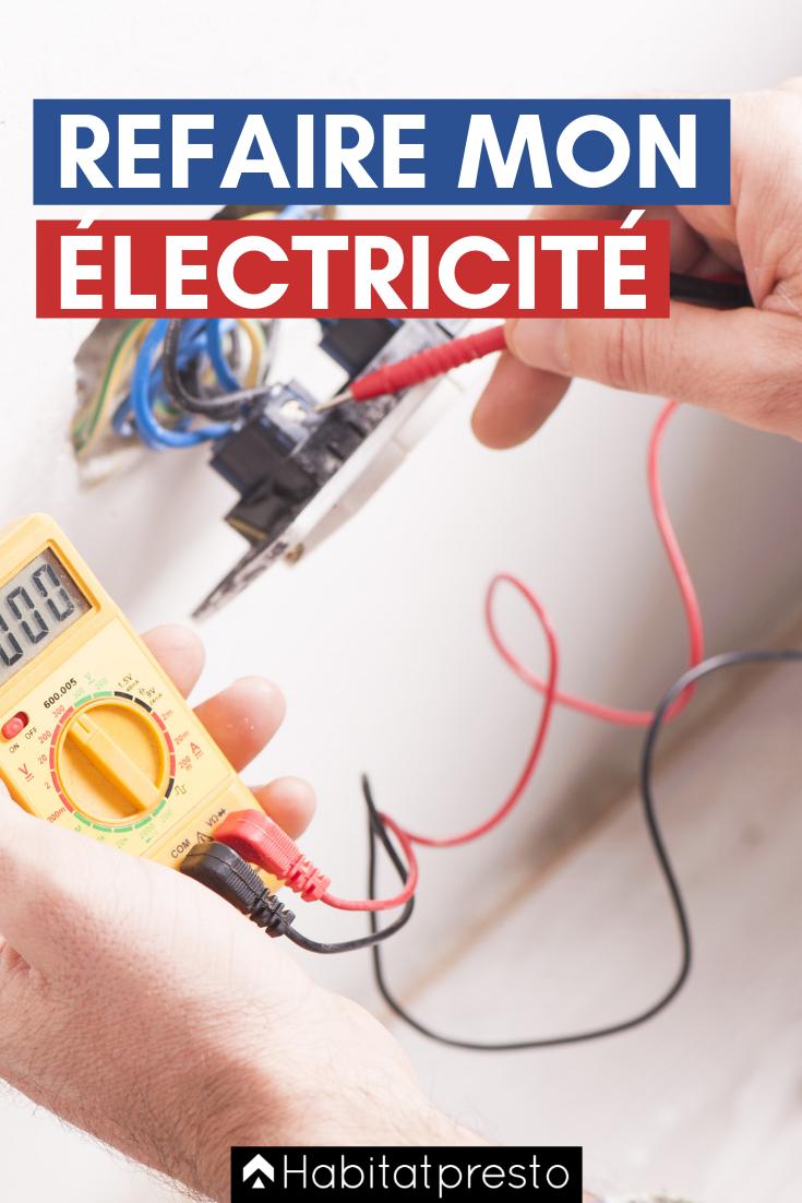 renovation appartement norme electrique