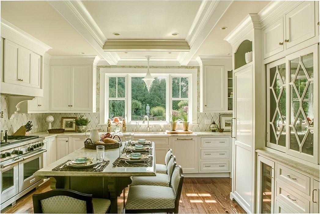 Best Coastal Seaside Home Kitchen Stone Counter Custom 400 x 300