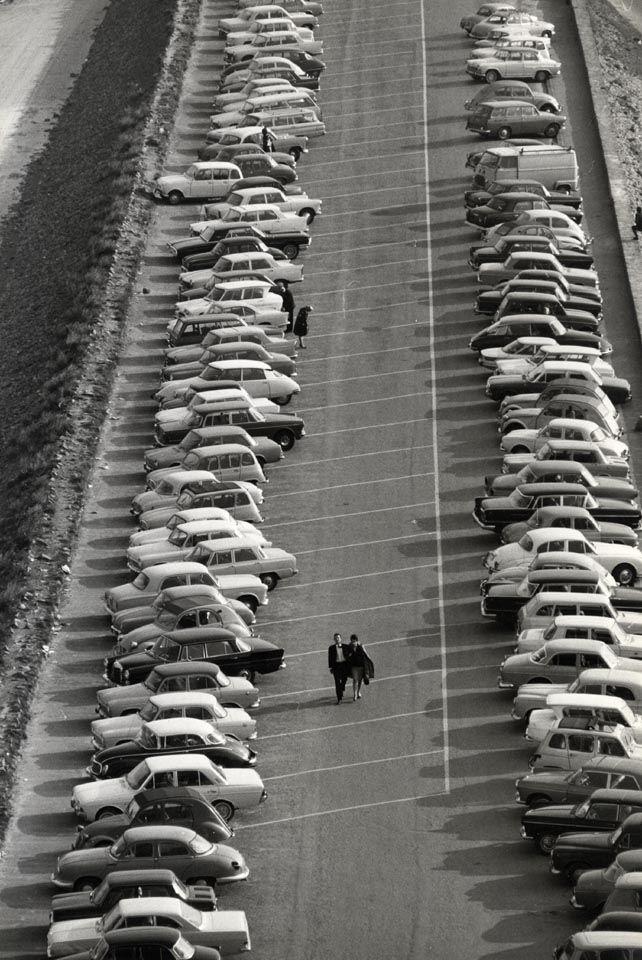 mont michel parking 1965 source unknown we