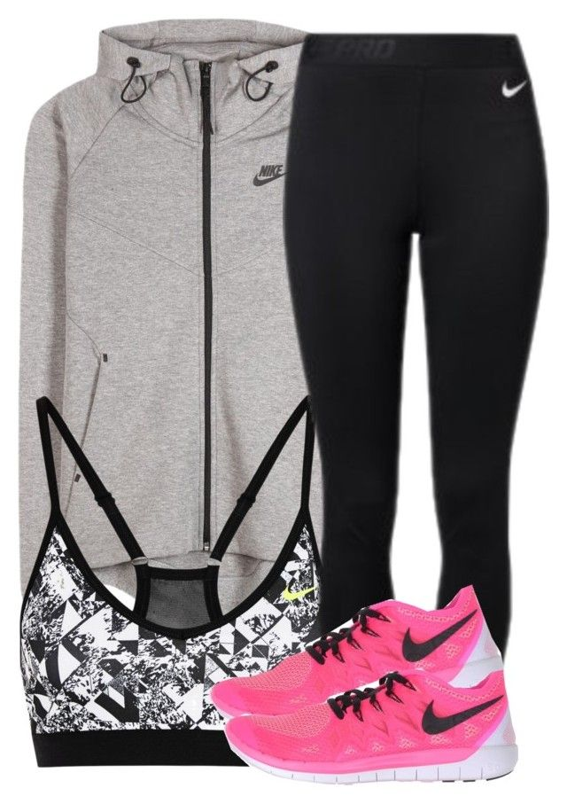 sugar, yes please. by a-simone143 on Polyvore featuring polyvore, fashion, style and NIKE
