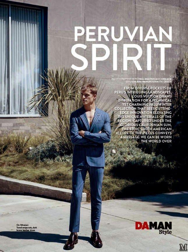Daman Style Magazine Spring Summer 2015