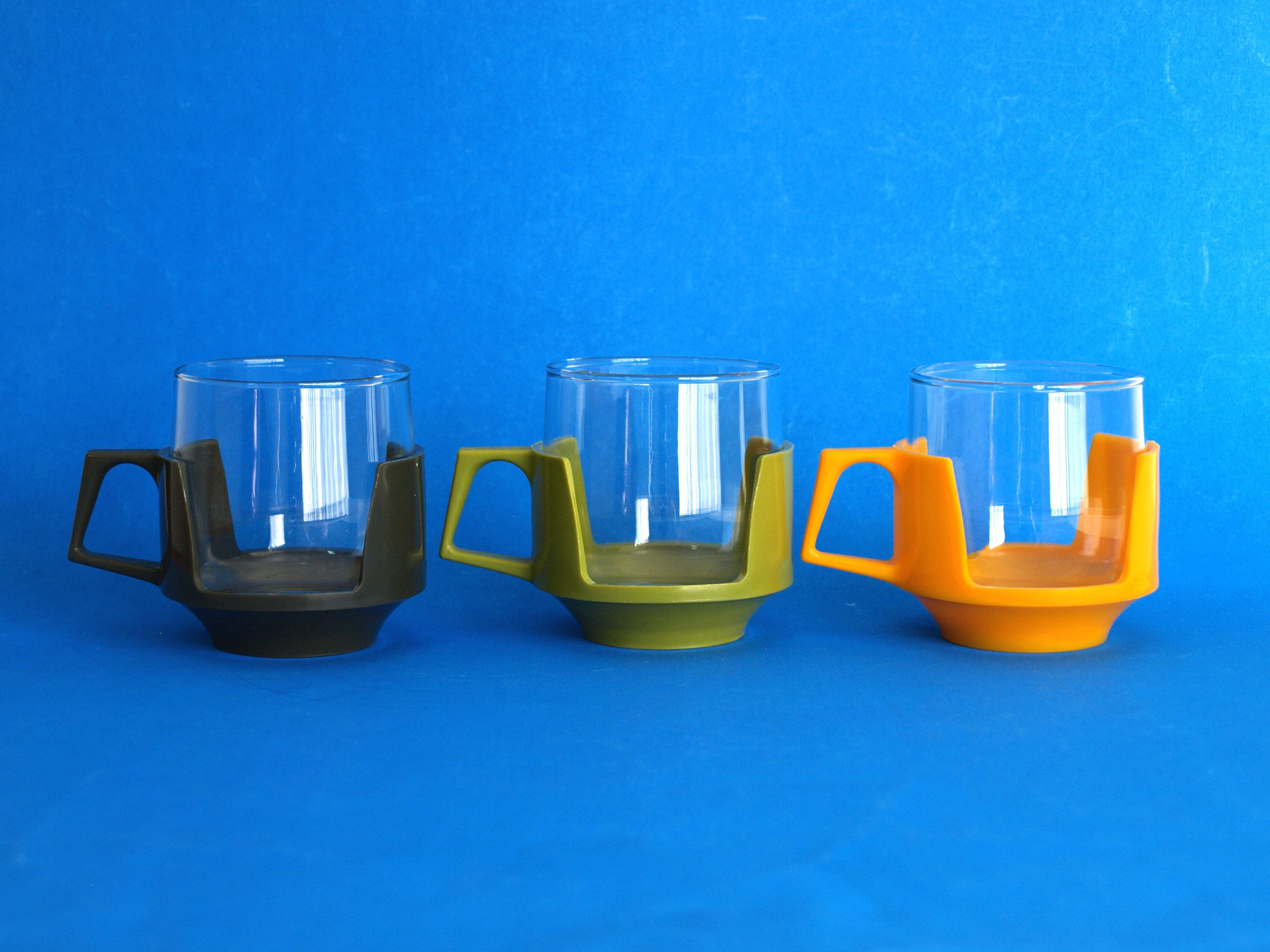 Medium Of Retro Coffee Mugs